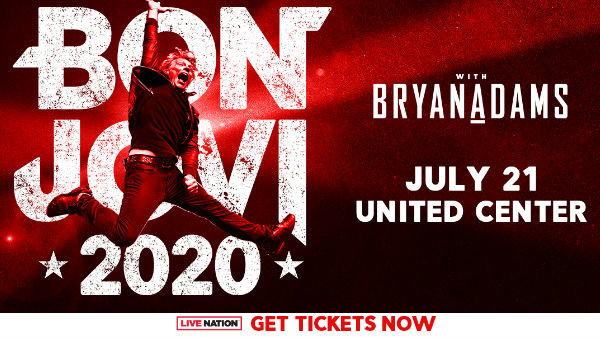 None - Enter to win tickets to see Bon Jovi in concert!