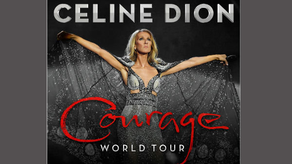 Enter to win tickets to see Celine Dion live in concert