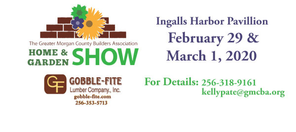 image for The Greater Morgan County Builders Association Home and Garden Show 2020