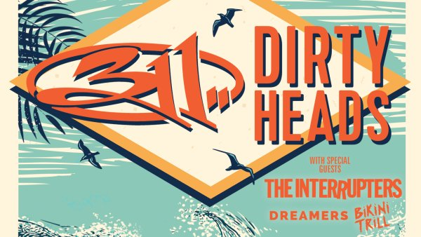 None - Enter to win tickets to see 311 and Dirty Heads!