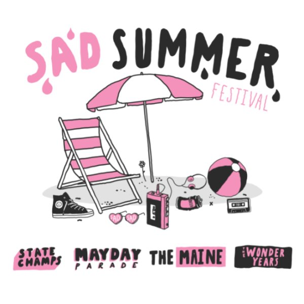 None - Enter to win tickets to Sad Summer Fest!