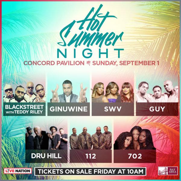 None - 6th Annual Hot Summer Night 2019!