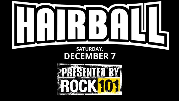 None - Win Tickets to HAIRBALL with The Daily Dos Morning Show!