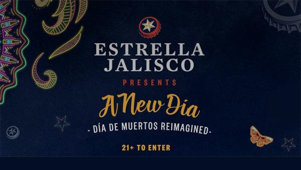 None -  Estrella Jalisco Presents A New Día (10/30) (4-pack)