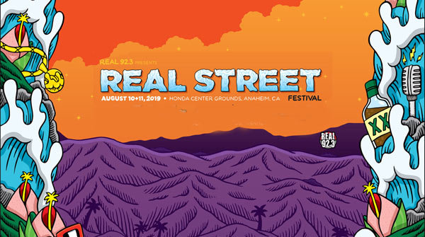 None -  REAL 92.3 presents REAL STREET FESTIVAL at HONDA Center (8/10 & 8/11) (Online Contest #2)