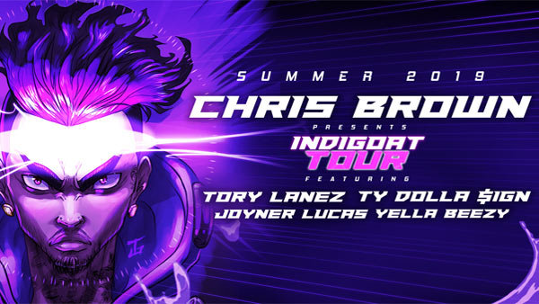 None -  Chris Brown at STAPLES Center (10/11)