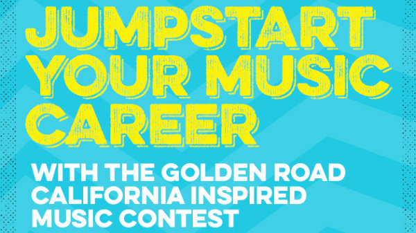 None - Jumpstart Your Music Career With The Golden Road California Inspired Music Contest