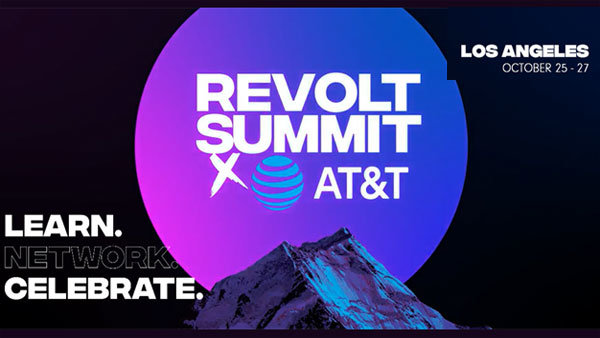 None - REVOLT Summit presented by AT&T (10/25-10/27)