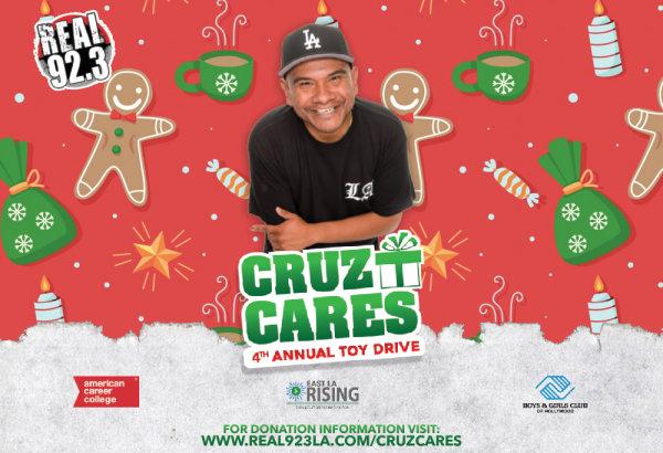 None - Cruz Cares 4th Annual Toy Drive