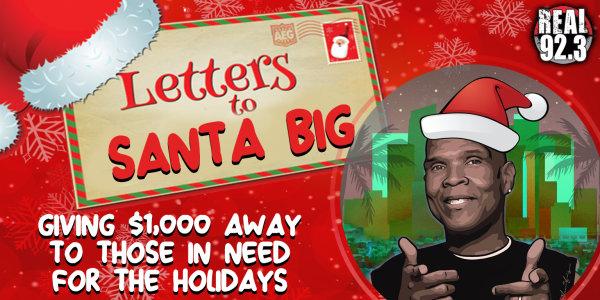 None - Letter's To Santa Big