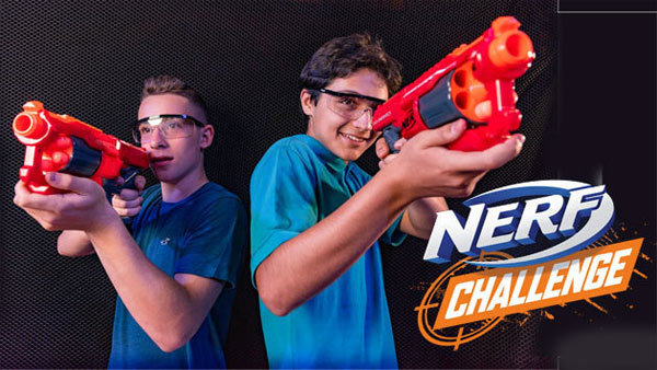 None - Enter to win 2 VIP Tickets to The NERF Challenge at L.A. LIVE (12/7-1/5)