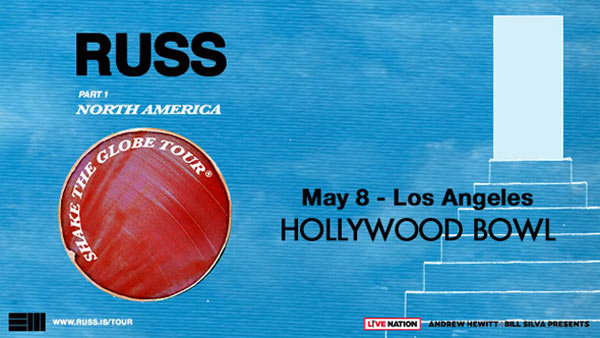 image for Russ at the Hollywood Bowl (5/8)