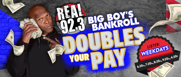 image for Big Boy's Bankroll Doubles Your Pay