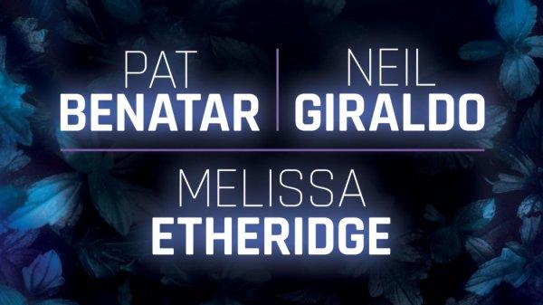 None - Enter to Win Tickets to Pat Benatar & Neil Giraldo and Melissa Etheridge
