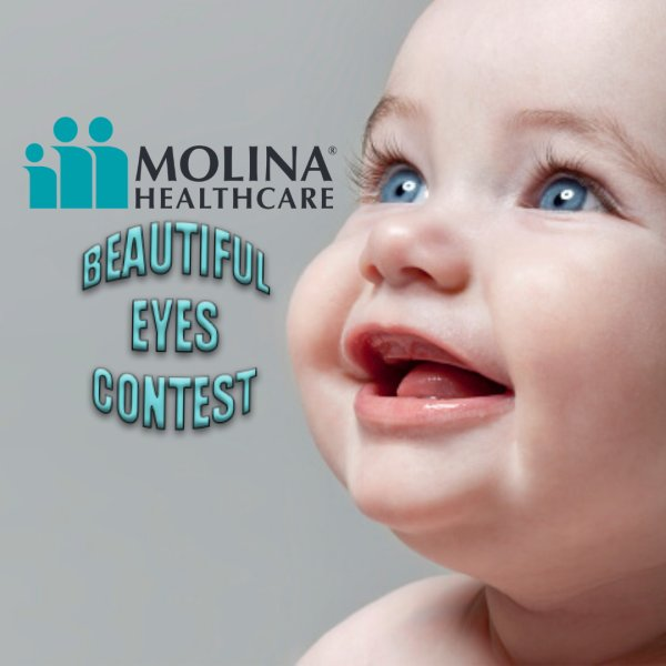 image for Molina Health Care Beautiful Eyes Contest!
