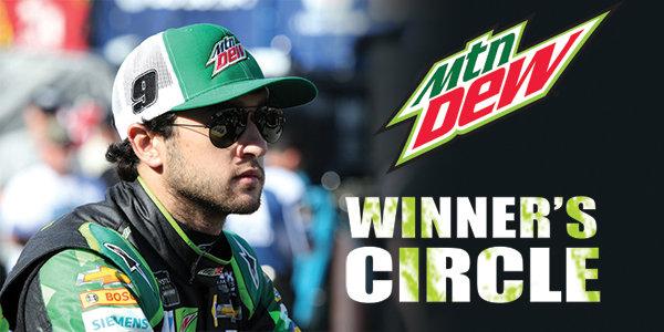 None -  Diet Dew Winner's Circle!