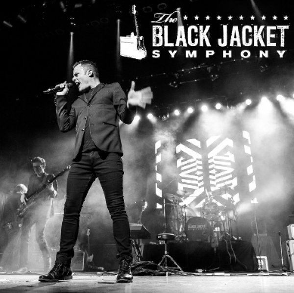 None - Win a pair of tickets to Black Jacket Symphony Presents: Queen's A Night at the Opera featuring Marc Martel