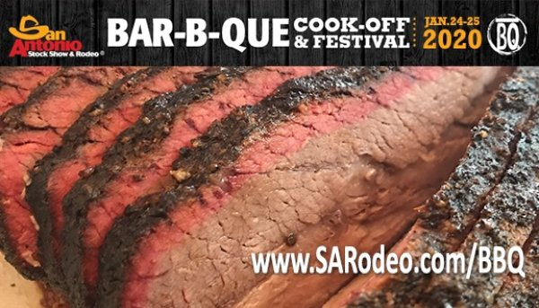 None - Win a four pack of tickets to the San Antonio Stock Show and Rodeo Bar-B-Que Cook-Off!