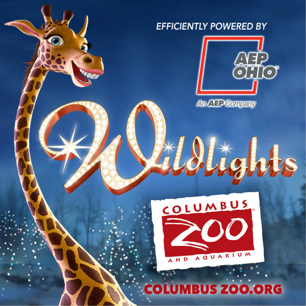 None - Wildlights at the Columbus Zoo!