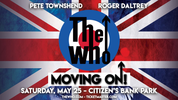 None - Win Tickets for THE WHO in Philly!