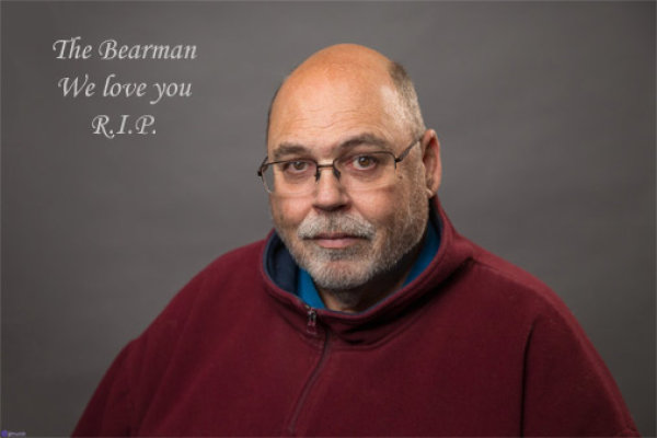 None - Remembering The Bearman - Upload Your Photo and Memory!