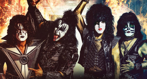 None - Win Tickets To See KISS at the Wells Fargo Center in Philly!