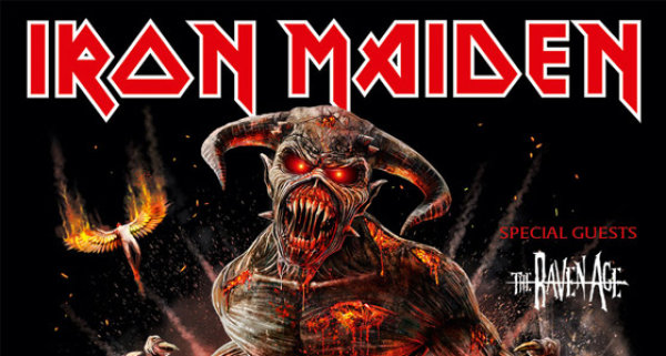 None - Win Tickets To See Iron Maiden in Philly!