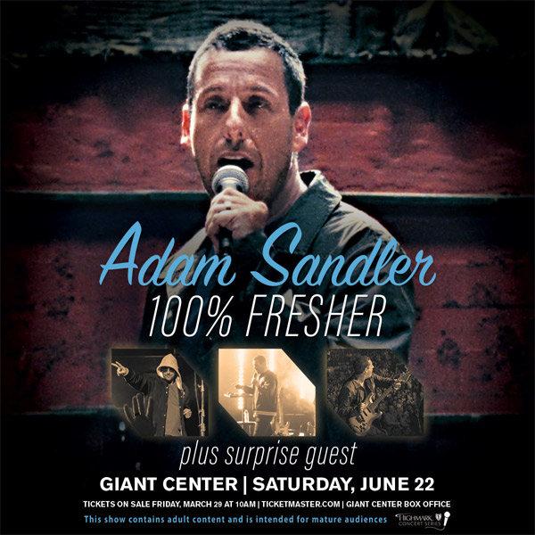 None - Register To Win Adam Sandler Tickets!