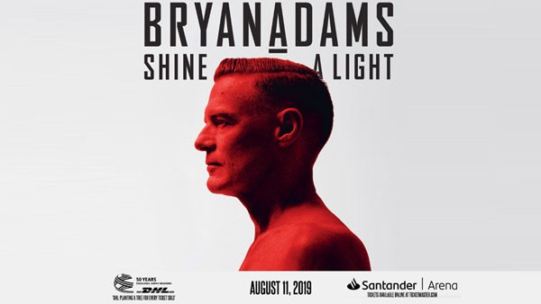 None - Register To Win Tickets To See Bryan Adams!