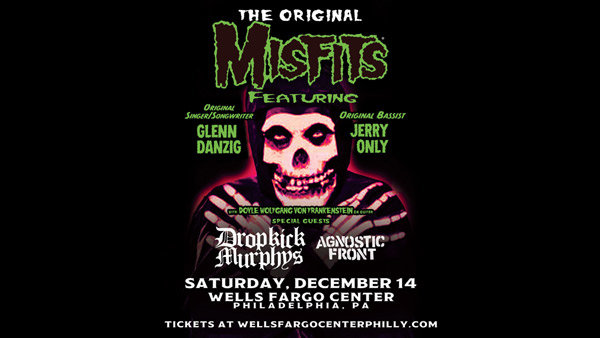 Win Tickets To The Original Misfits in Philly!