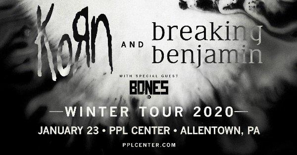 None - Register To Win Korn/Breaking Benjamin Tickets!