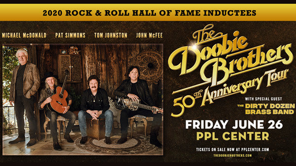 None - Register To Win Tickets To The Doobie Brothers!