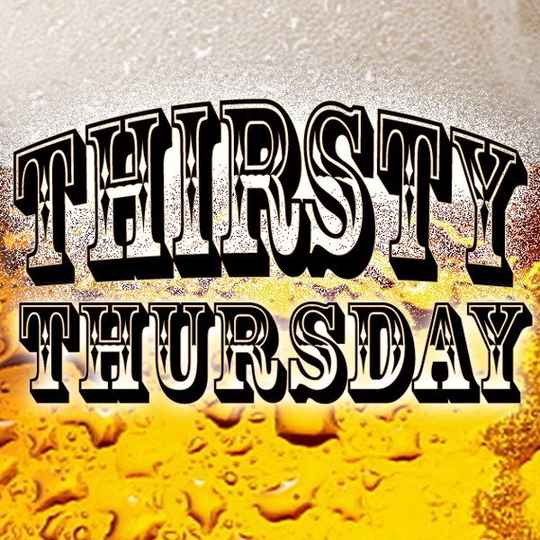 None - Thirsty Thursday: Score Free Beer!