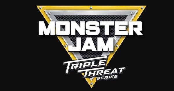 None - Monster Jam Triple Threat Series