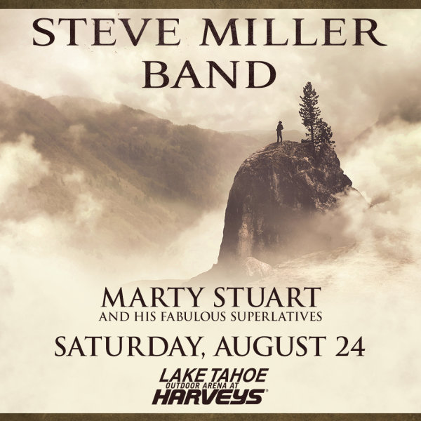 None - Win Steve Miller Band Tickets!