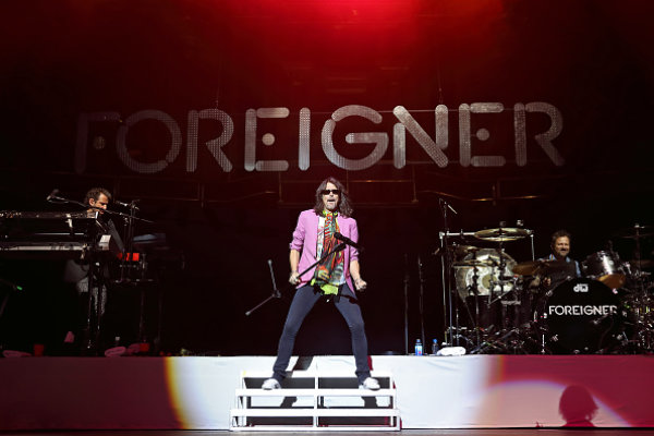 None - Win Foreigner Tickets!