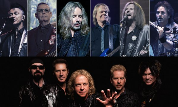 None - Win tickets to see STYX!