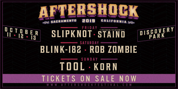 None - Win a Pair of Tickets to Aftershock 2019!