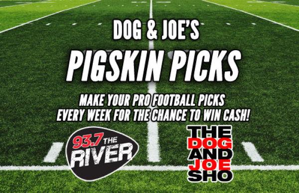 None - Dog & Joe's Pigskin Picks!
