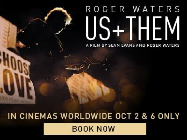 None - Win a pair of Tickets to see Roger Waters US + THEM!