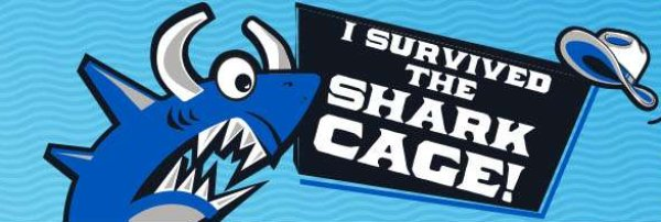 None - Win a Pair of Tickets to PBR's Shark Cage Session!