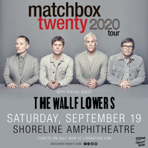 None - Win a Pair of Tickets to See Matchbox Twenty!