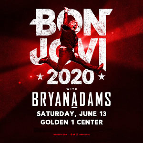 None - Win a Pair of Tickets to see Bon Jovi!