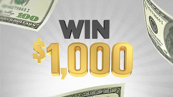 None -   Spring Green Cash Contest - Win $1,000!