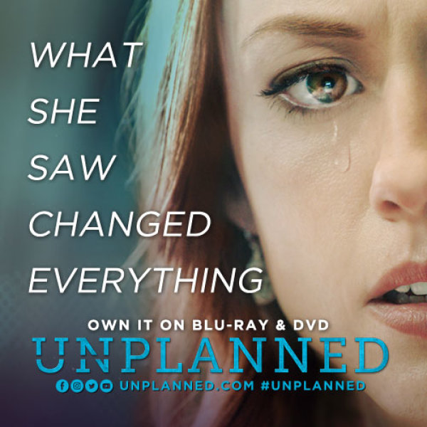None - 'Unplanned' Blu-ray Disk