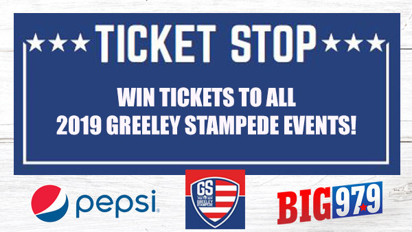 None -   Win Tickets to all 12 Greeley Stampede 2019 Shows!