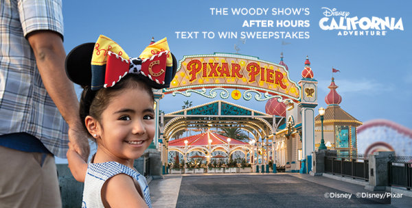 None -     The Woody Show's After Hours Text to Win Sweepstakes