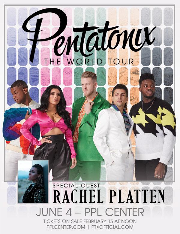 None - Penatonix at PPL Center