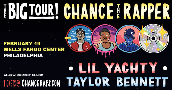 None - Chance the Rapper at WFC