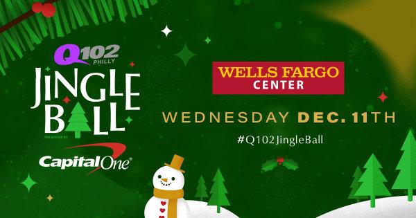 None - Philly Jingle Ball Weekend of Winning AMOE